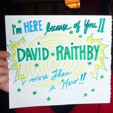 Thanks David!